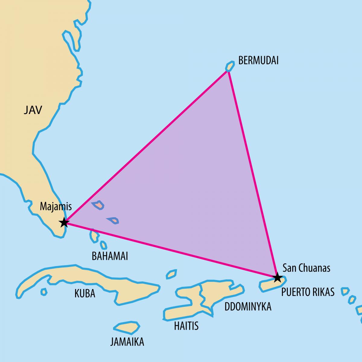 Bermudsý trojuholník