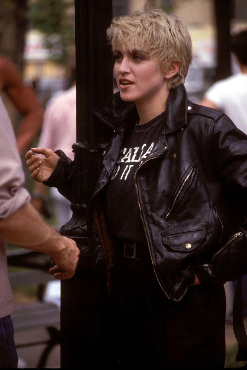 Aj Madonna vyskúšala pixie účes, ktorému dodala rebelský šmrnc.